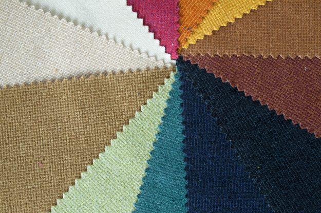 Colorful quality fabrics