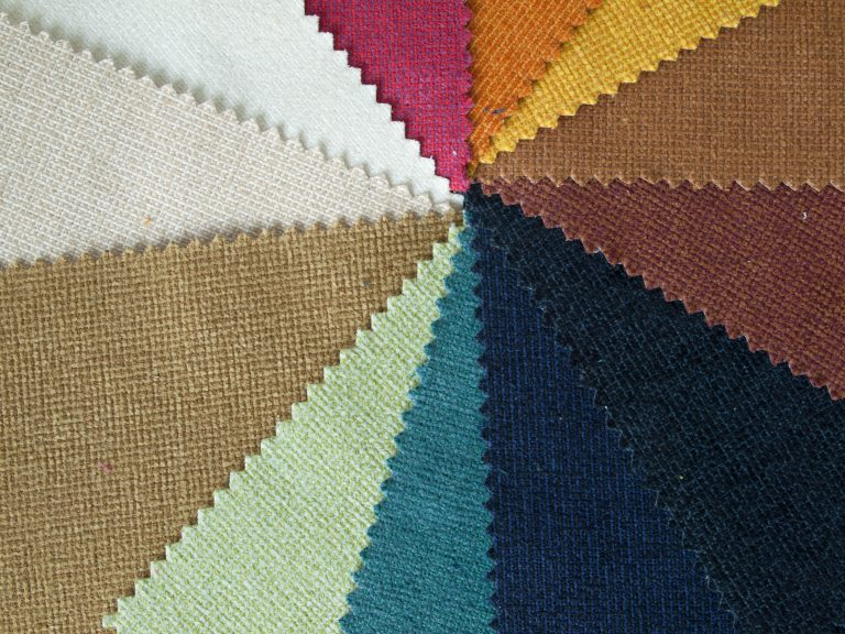 Colorful quality fabrics